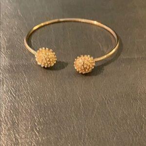 Sophia and Kate Gold Bracelet